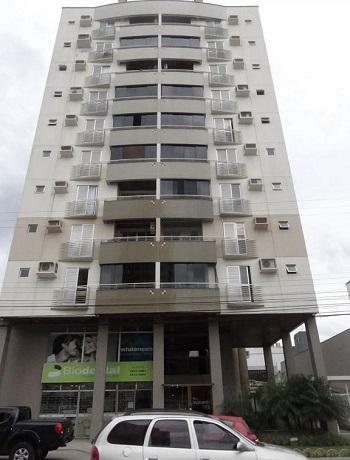 Apto 02 dormitórios próximo do Hospital, Criciúma