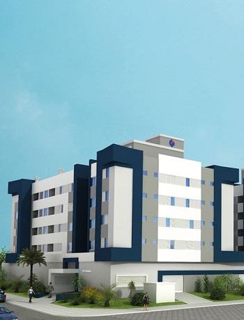 Apartamento 02 quartos (01 suíte), São Luiz, Criciúma