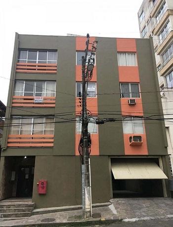 Apto à venda 02 quartos, Criciúma, Centro